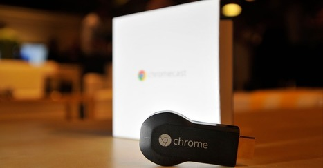 Chromecast May Soon Mirror Your Android Screen Onto the TV | The Parallels News Daily | Scoop.it