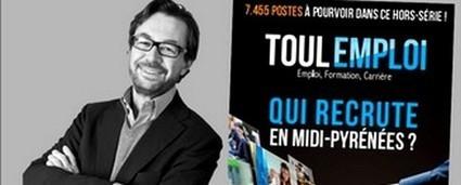 ToulEmploi vous dit qui recrute en Midi-Pyrénées !   La lettre de Toulouse   Scoop.it