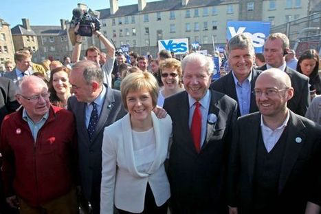 Jim Sillars: We need an honest assessment of what the Yes campaign got right and wrong   My Scotland   Scoop.it