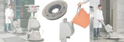 Monobrosse, l'alliée propreté | Nettoyage Industriel - Produits d'entretien - Hygiene | Scoop.it