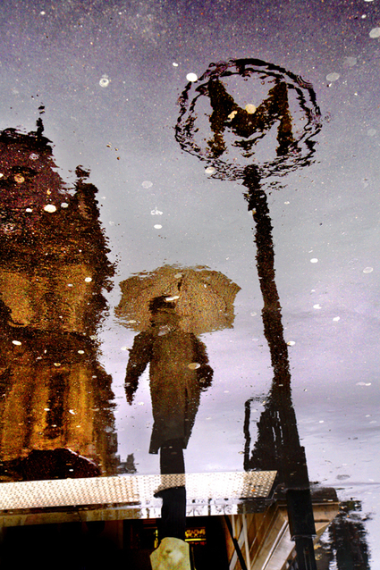 Paris sous la pluie, de Christophe Jacrot | Phototrend.fr | Articles photo | Scoop.it
