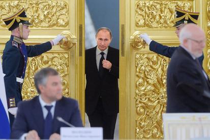 Putin Hailed as Humanity's Savior as Kremlin PR Machine Kicks In | UnSpy - For Liberty! | Scoop.it