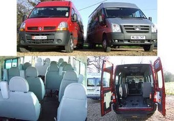 Reliable Shuttle through Professional Chester Minibus Hire   24X7 Hour Quick Airport Transfers in North Wales   Scoop.it