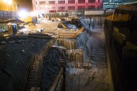 Mammoth Storm Plunges NYC into Darkness | AP Human Geography Education | Scoop.it
