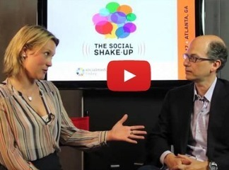 Social Shake-Up Interviews: Maggie Fox Founder of Social Media Group [VIDEO] | Social Media Today | Web Content Marketing | Scoop.it