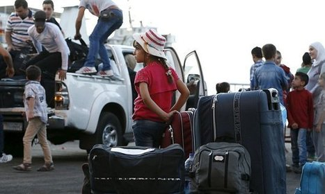 Asylum seekers taking HOLIDAYS in the countries they are 'fleeing ...