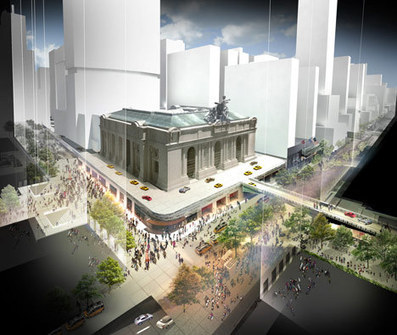 Foster + Partners present vision for Grand Central Terminal | The Architecture of the City | Scoop.it