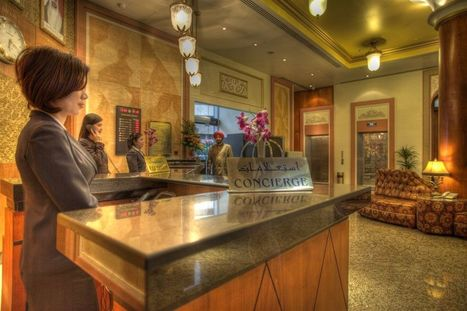 Experience an out of the world hospitality in Abu Dhabi hotel UAE | Richa Khanna | Scoop.it