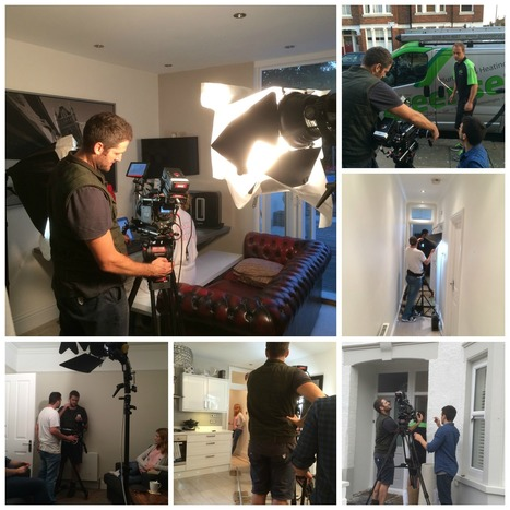 Lights, camera, action! Boiler servicing hits the small screen   Greenserve Property Maintenance   Scoop.it