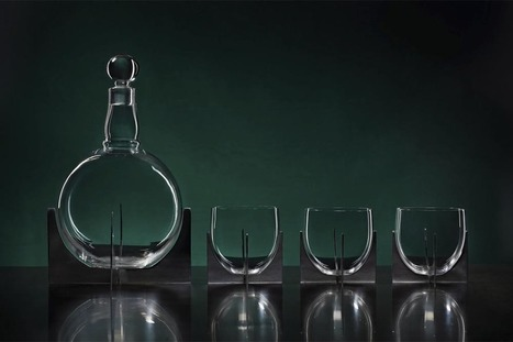 Anniversaire. Baccarat, 250 ans de faste et d'excellence | Le Vin en Grand - Vivez en Grand ! www.vinengrand.com | Scoop.it