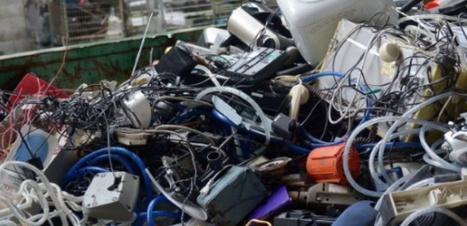 La collecte des déchets électroniques progresse en 2015   Planete DDurable   Scoop.it
