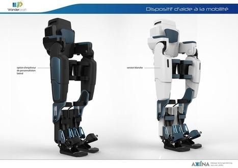 Wandercraft, un exosquelette pour pouvoir remarcher sans béquilles   Riding the new waves   Scoop.it