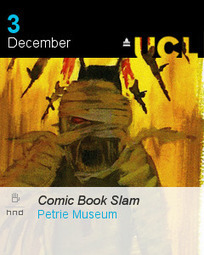 The Petrie Museum, University College London: Using comics to bring ancient Egypt tolife   Graphic novels in the classroom   Scoop.it