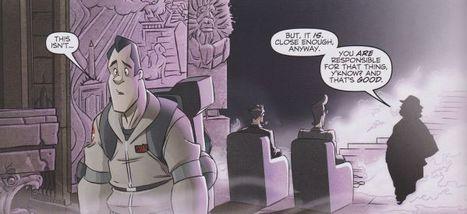 John Belushi And Dan Ackroyd Reunited In New Ghostbusters Comic | Transmedia: Storytelling for the Digital Age | Scoop.it