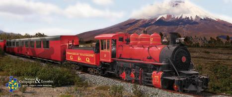Explore the Tren Crucero   Ecuador Highlands to Tropical Coasts   Travel Exotics of the world   Scoop.it