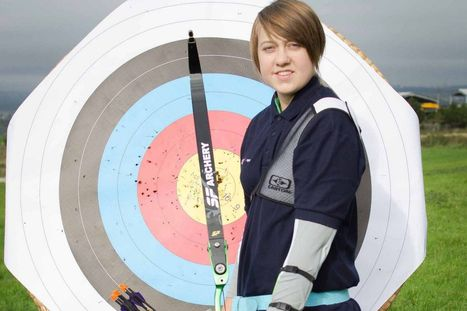Jess Slater on target for the Tokyo Olympics   diabetes and more   Scoop.it