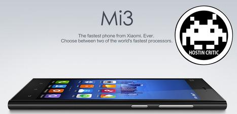 Xiaomi mi3 - Price, specs and features India | GeekTech | Scoop.it