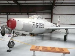Republic F-84 Thunderjet – Walk Around | History Around the Net | Scoop.it