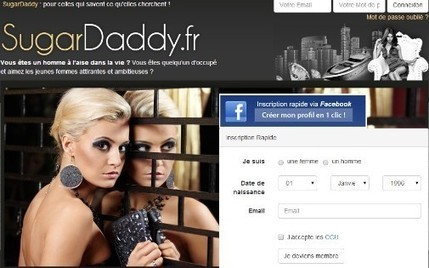 """Sugar Daddy"" : ""C'est clairement une forme de prostitution"", dénonce une association - RTL.fr 