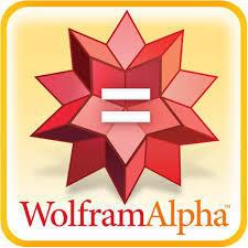 Wolfram|Alpha | Les Maths, c'est pas plate ! | Scoop.it