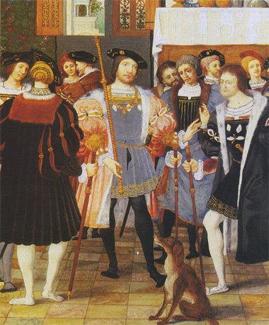 12 septembre 1494 naissance de François 1er   Racines de l'Art   Scoop.it