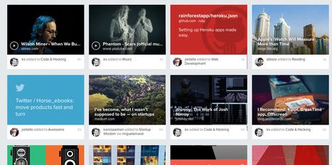 The future beyond bookmarking - Welcome to new Kippt - Kippt Blog | Outils et  innovations pour mieux trouver, gérer et diffuser l'information | Scoop.it