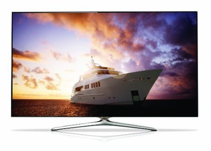 Cyber Monday 2013 Samsung UN46F7500 46-Inch 1080p 240Hz 3D Ultra Slim Smart LED HDTV from Samsung | Cyber Monday HDTV Deals | Scoop.it