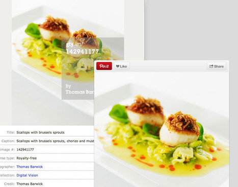 New data to help improve Pinterest | Visual Search | Scoop.it