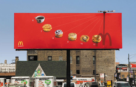 20 brilliant examples of billboard advertising | Advertising | Creative Bloq | Just Advertising | Scoop.it