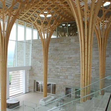 Assembly and logistics of WOOD projects / Blumer Lehmann | The Architecture of the City | Scoop.it