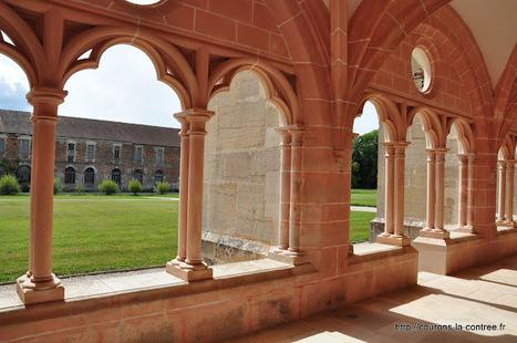 L'abbaye de Cîteaux | Revue de Web par ClC | Scoop.it