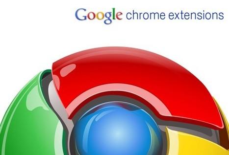 10 extensions Chrome que les étudiants doivent avoir pour bosser efficacement | Time to Learn | Scoop.it