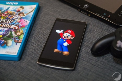 NX sous Android : Nintendo dément - FrAndroid | [OH]-NEWS | Scoop.it