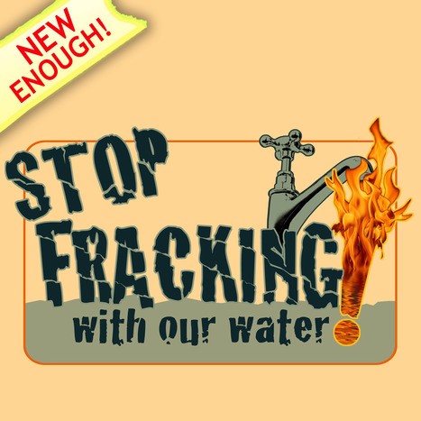 Fracking induce terremotos y contamina el agua - Revista Eólica y ... | energía renovable | Scoop.it
