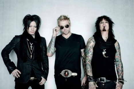 """**XXXTreme Music News!!  """"Sixx: A.M. Have Wealth of 'Extremely Adventurous' Material Written for Next Album"""" 
