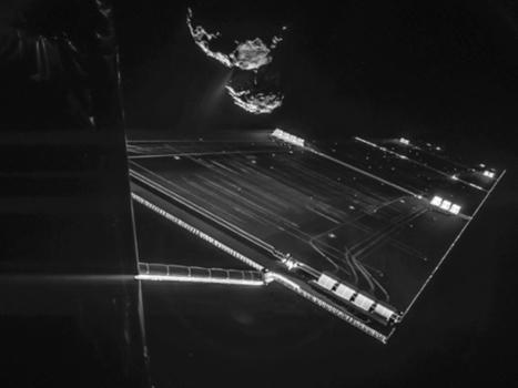 European Space Agency confirms comet landing site | enjoy yourself | Scoop.it