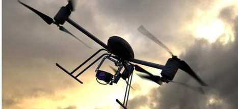 University uses UAVs to create 3D models of monuments   Geek.com   Rise of the Drones   Scoop.it