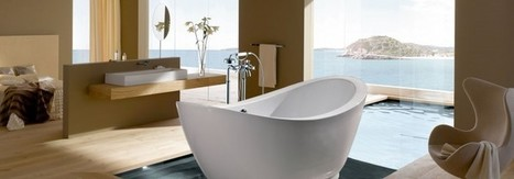 Bathroom Trends 2015: Top 10 Bathroom Decorating Ideas | Bathroom Facts and News | Scoop.it