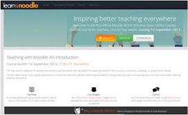Pasión-E-Learning: MOOC. Enseñando con Moodle. Septiembre 1   MOOC. Massive Open Online Course (Cours en ligne ouverts et massifs)   Scoop.it