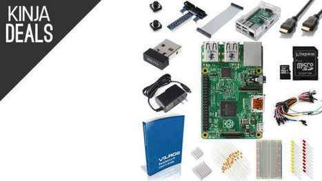 The New Raspberry Pi 2 Gets an Ultimate Starter Kit Deal | Raspberry Pi | Scoop.it