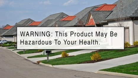 What if we labeled unwalkable neighborhoods like we do cigarettes?   Smart Growth America   Suburban Land Trusts   Scoop.it