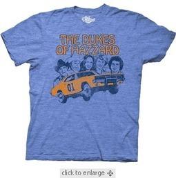 Men - DUKES OF HAZZARD: THE DUKES OF HAZARD | Buy sunday funday tee vintage movie t- shirts | Scoop.it