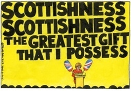Steve Bell on the Scottish National party – cartoon | My Scotland | Scoop.it