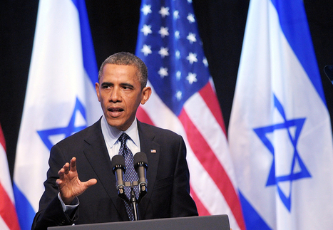 How Obama just reframed the Israel-Palestine conflict | Israeli-Palestinian Conflict News | Scoop.it