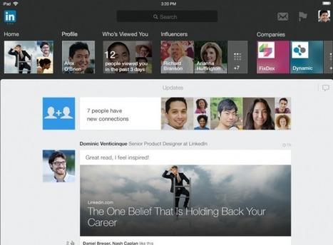 Linkedin intègre les profils dans la messagerie des utilisateurs d'iPhone | Forumactif | Scoop.it