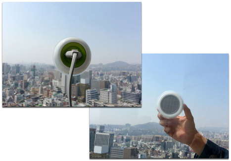 'Window Plug' Portable Solar Charger Concept Design | Ultimate Tech-News | Scoop.it