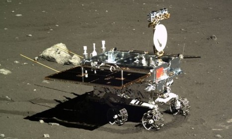 Chinese Moon Rover is Alive but Weak | Radius | Scoop.it