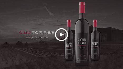 Torres Wine Club | The club for those who love the world of wine | # Tourisme numérique, #Travel and Tourism, #Environnement,# Eco durabilité, #Oenotourisme, # Interculturalité, #Management interculturel, | Scoop.it