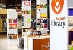 Libraries Partner with Local Airports | innovative libraries | Scoop.it
