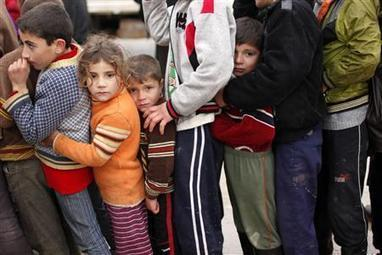 Running the gauntlet: delivering food in Syria | Food Security & Sustainability | Scoop.it